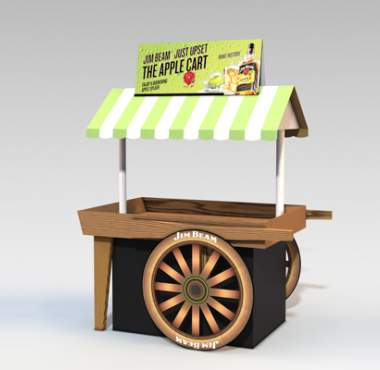 in store display, effective in store displays by Hawver Display